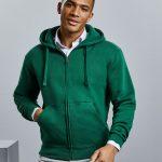 38, bottle green, Sweatshirts